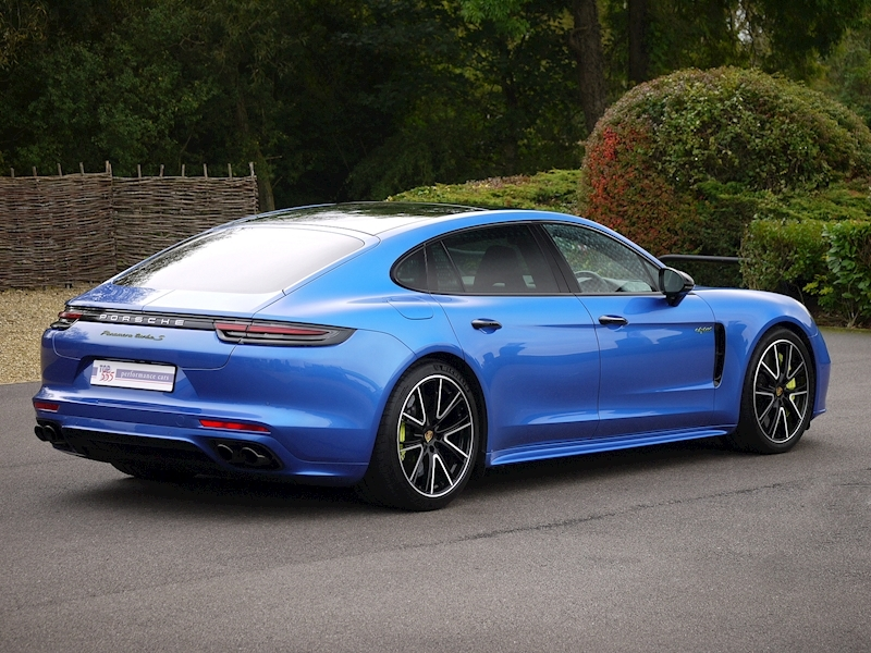 Porsche Panamera Turbo S E-Hybrid Executive PDK - Large 27