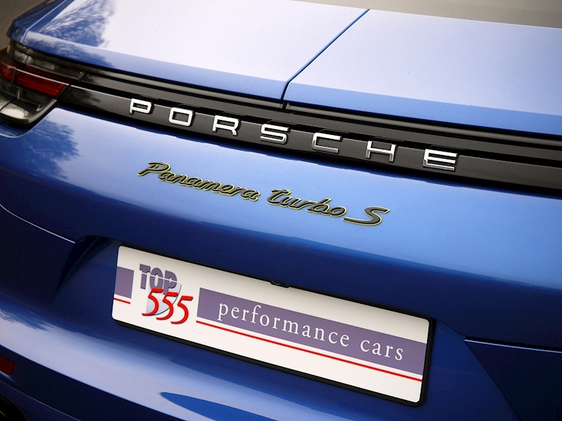 Porsche Panamera Turbo S E-Hybrid Executive PDK - Large 28