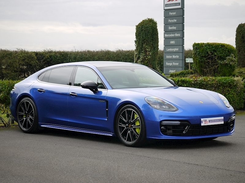 Porsche Panamera Turbo S E-Hybrid Executive PDK - Large 30