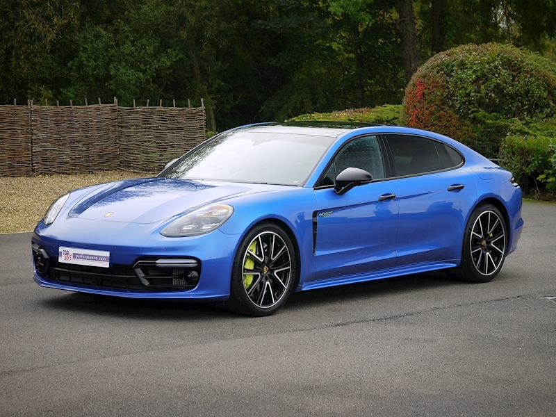Porsche Panamera Turbo S E-Hybrid Executive PDK - Large 33