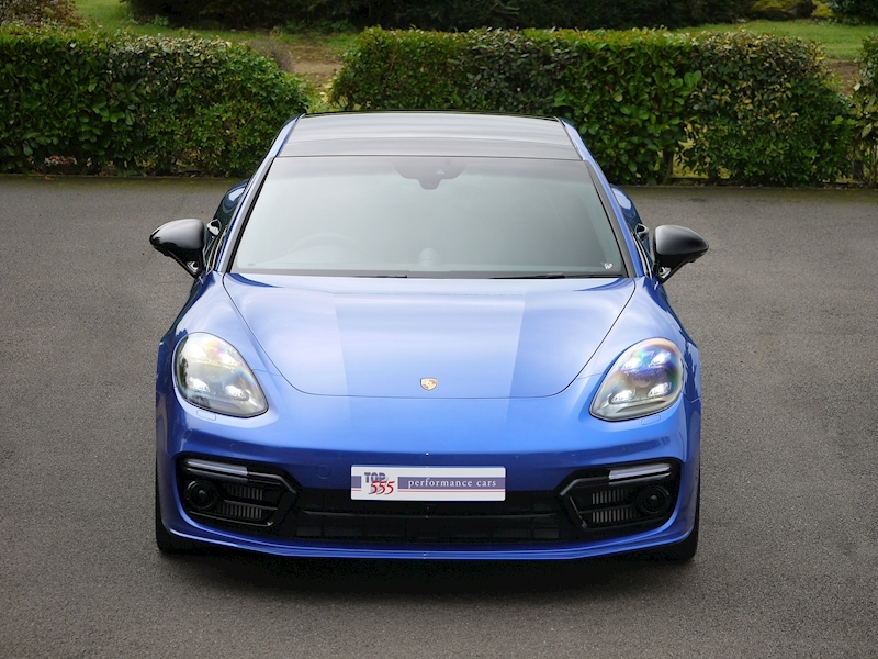 Porsche Panamera Turbo S E-Hybrid Executive PDK - Large 34