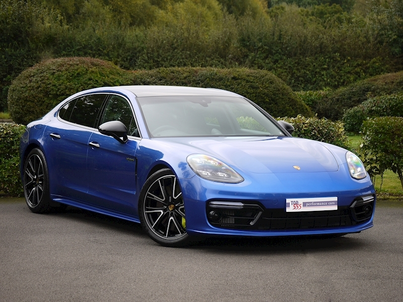 Porsche Panamera Turbo S E-Hybrid Executive PDK - Large 37