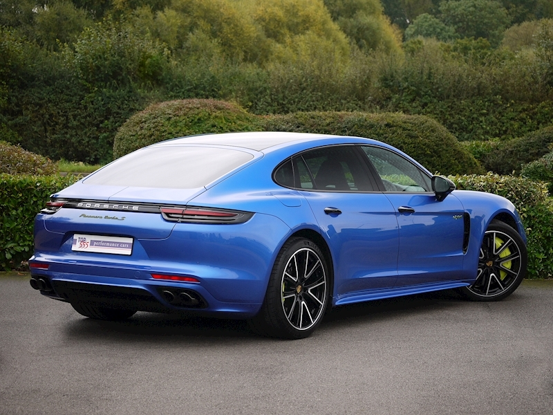 Porsche Panamera Turbo S E-Hybrid Executive PDK - Large 38