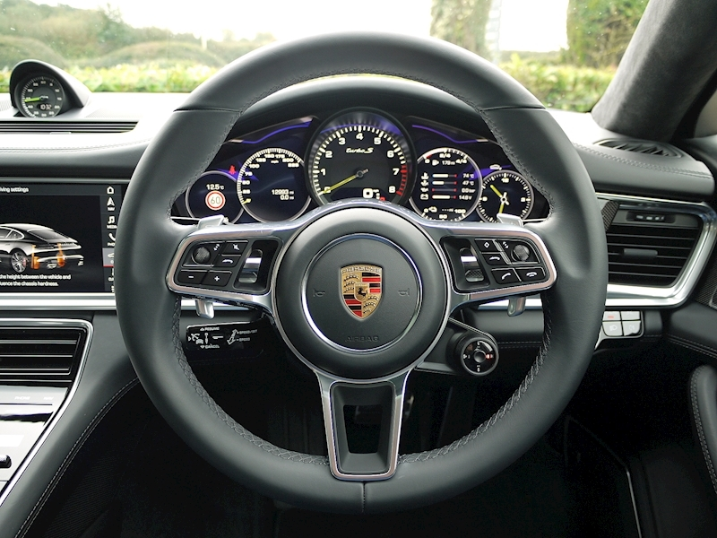 Porsche Panamera Turbo S E-Hybrid Executive PDK - Large 39