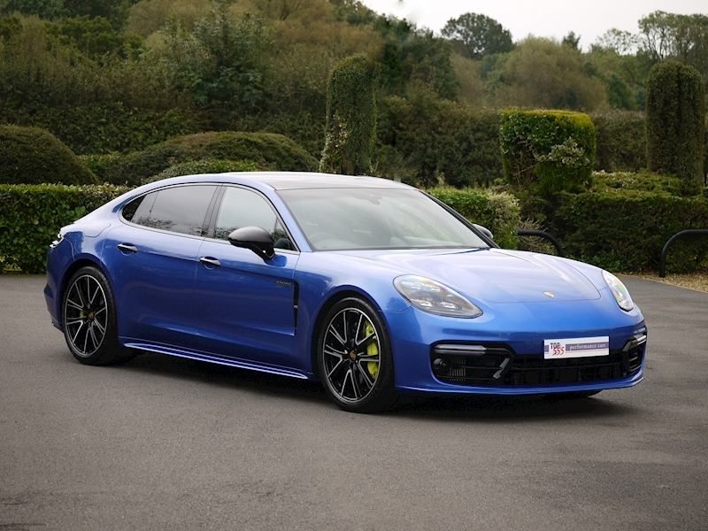 Porsche Panamera Turbo S E-Hybrid Executive PDK - Large 46