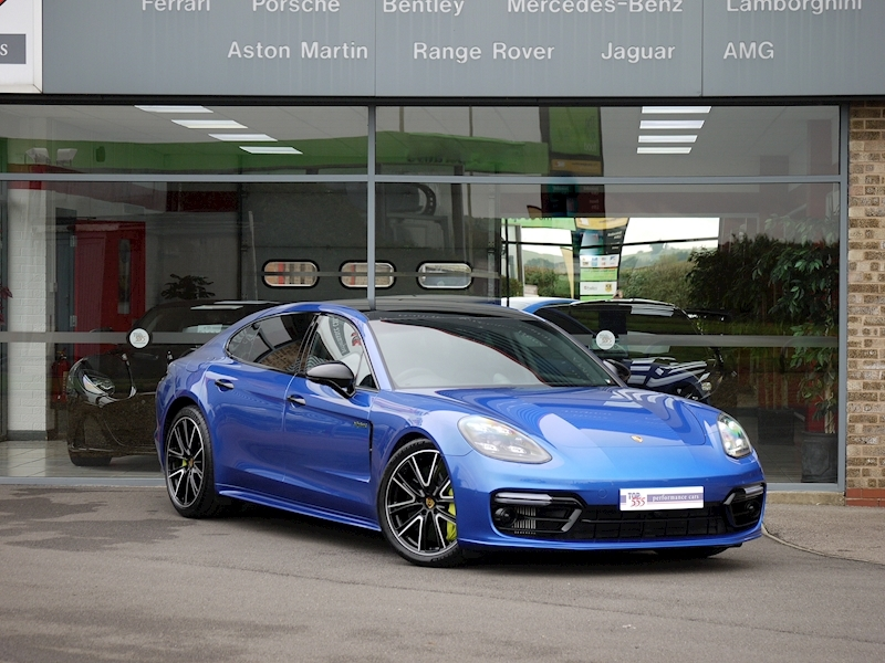 Porsche Panamera Turbo S E-Hybrid Executive PDK - Large 48
