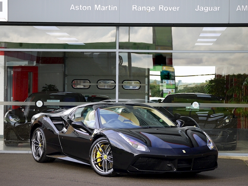 Ferrari 488 Spider - Large 37