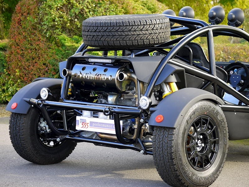 Ariel Nomad 300 Supercharged - Large 9