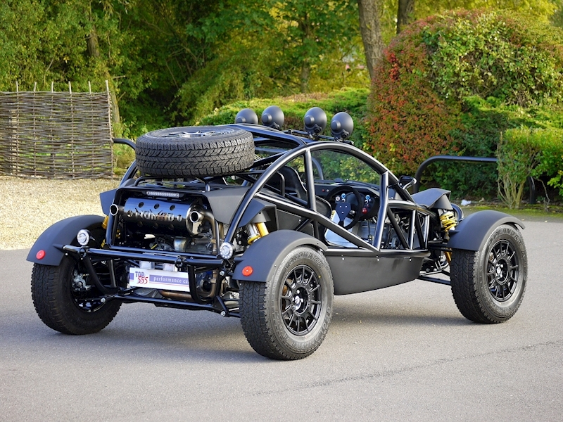 Ariel Nomad 300 Supercharged - Large 14