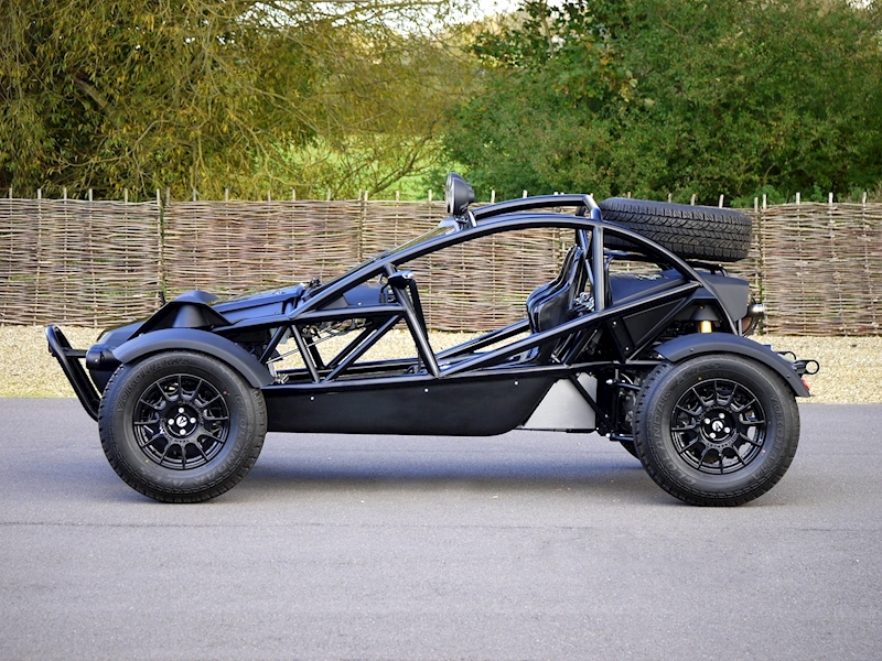 Ariel Nomad 300 Supercharged - Large 17
