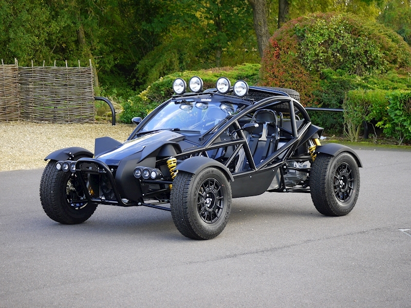 Ariel Nomad 300 Supercharged - Large 18