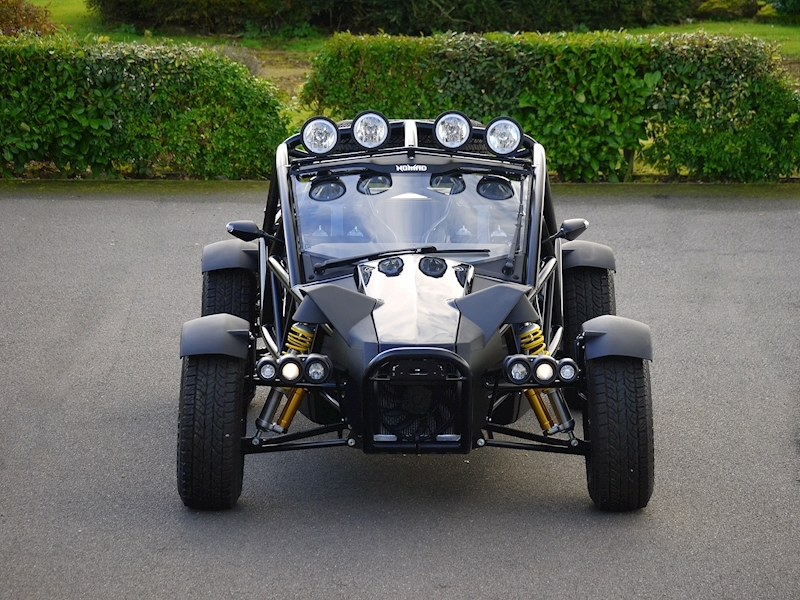 Ariel Nomad 300 Supercharged - Large 19