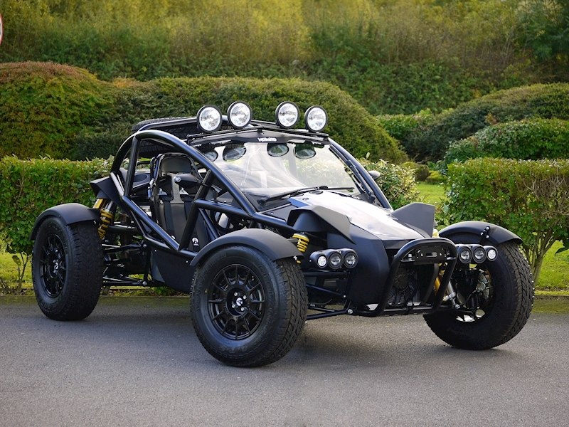 Ariel Nomad 300 Supercharged - Large 20