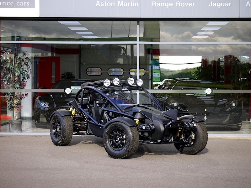 Ariel Nomad 300 Supercharged - Large 23