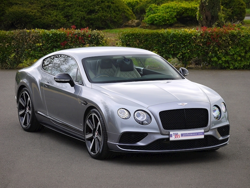 Bentley Continental GT 4.0 V8S Mulliner - 2016 Model - Large 0