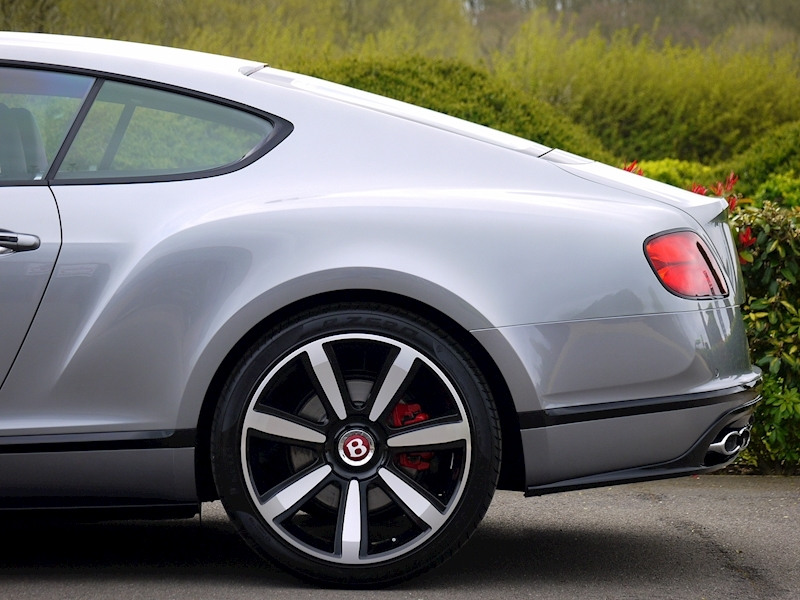 Bentley Continental GT 4.0 V8S Mulliner - 2016 Model - Large 3