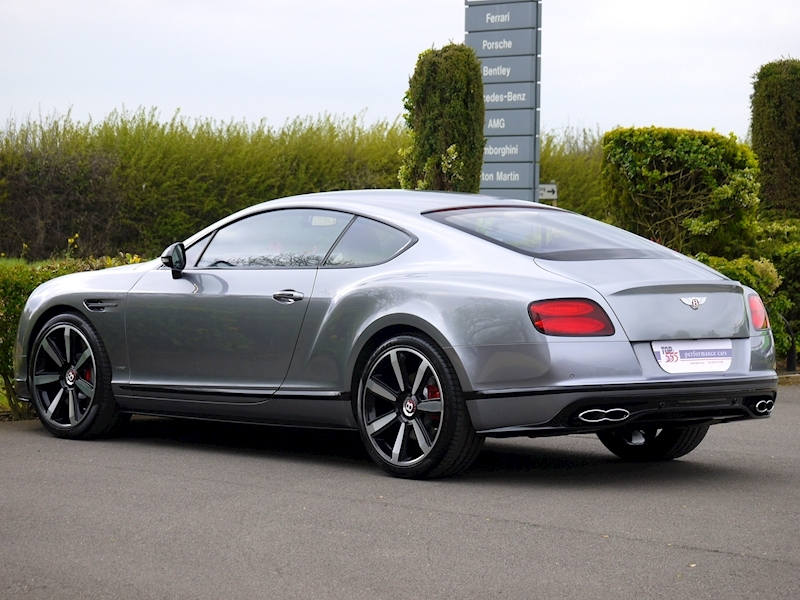 Bentley Continental GT 4.0 V8S Mulliner - 2016 Model - Large 10
