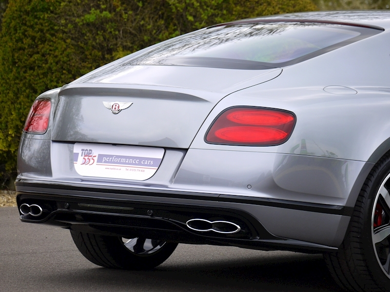 Bentley Continental GT 4.0 V8S Mulliner - 2016 Model - Large 11