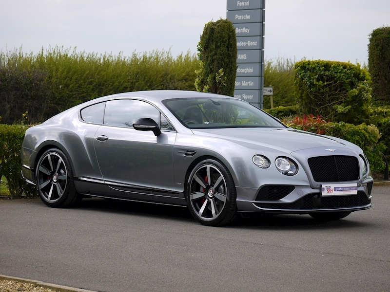 Bentley Continental GT 4.0 V8S Mulliner - 2016 Model - Large 19