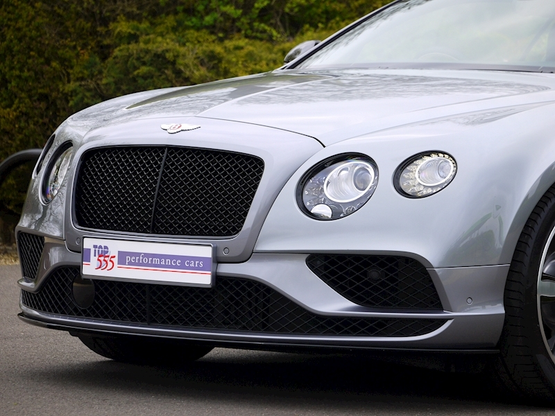 Bentley Continental GT 4.0 V8S Mulliner - 2016 Model - Large 20