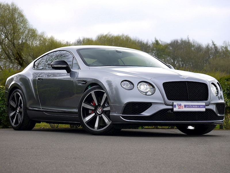 Bentley Continental GT 4.0 V8S Mulliner - 2016 Model - Large 28