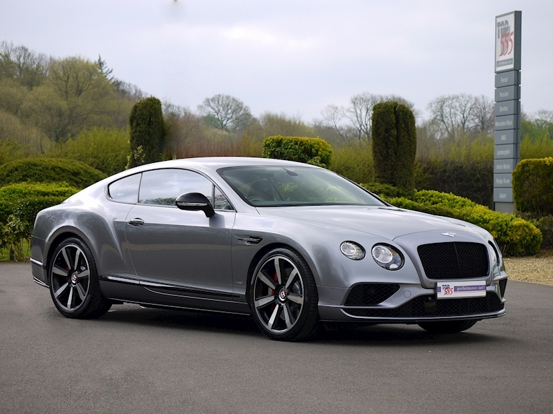 Bentley Continental GT 4.0 V8S Mulliner - 2016 Model - Large 34