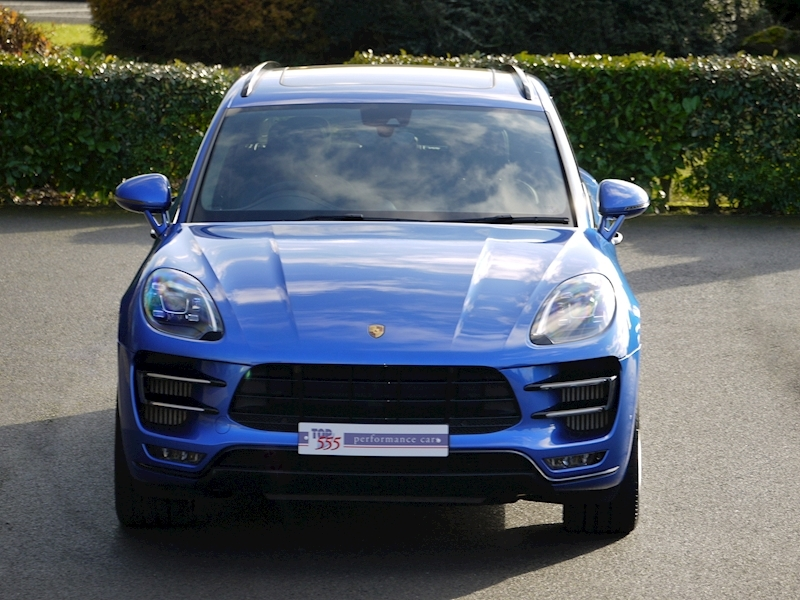 Porsche Macan Turbo with Performance Package 3.6 PDK - Large 21