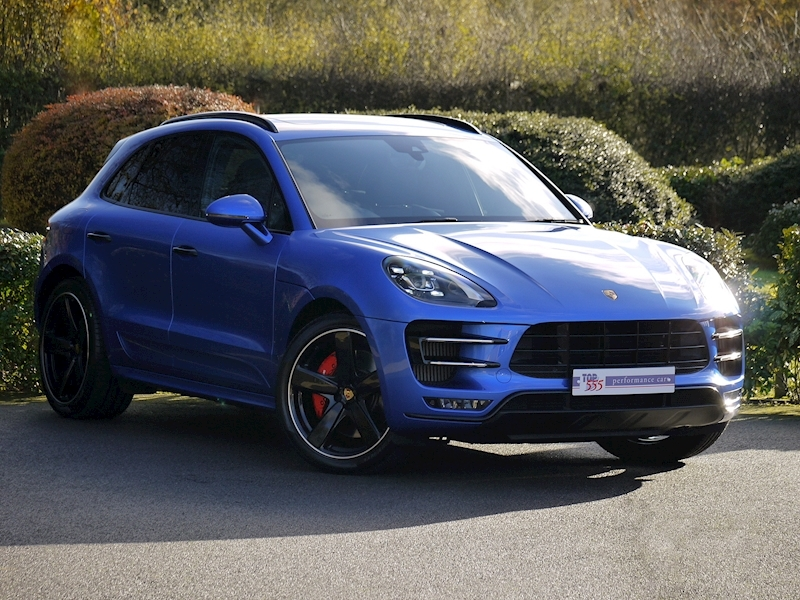 Porsche Macan Turbo with Performance Package 3.6 PDK - Large 22
