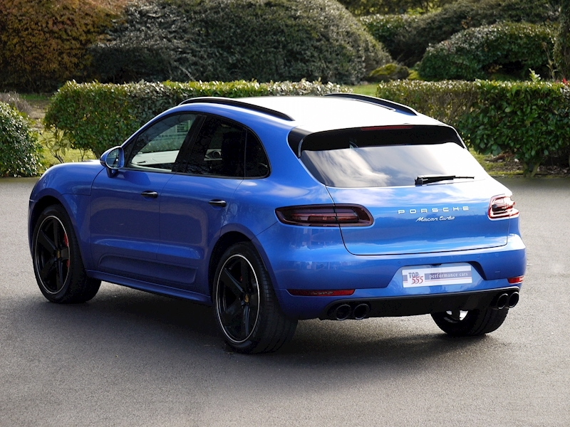 Porsche Macan Turbo with Performance Package 3.6 PDK - Large 29