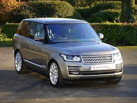 Land Rover Range Rover 4.4 SDV8 Autobiography - 2017 Model