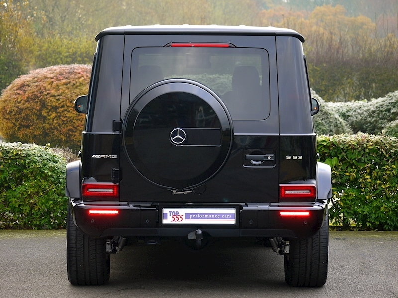 Mercedes-Benz G63 AMG 4.0 V8 Bi-Turbo - Large 15