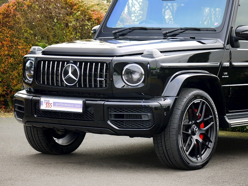 Mercedes-Benz G63 AMG 4.0 V8 Bi-Turbo - Large 21