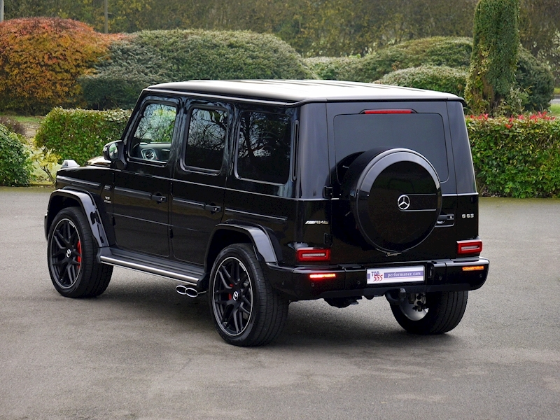 Mercedes-Benz G63 AMG 4.0 V8 Bi-Turbo - Large 41