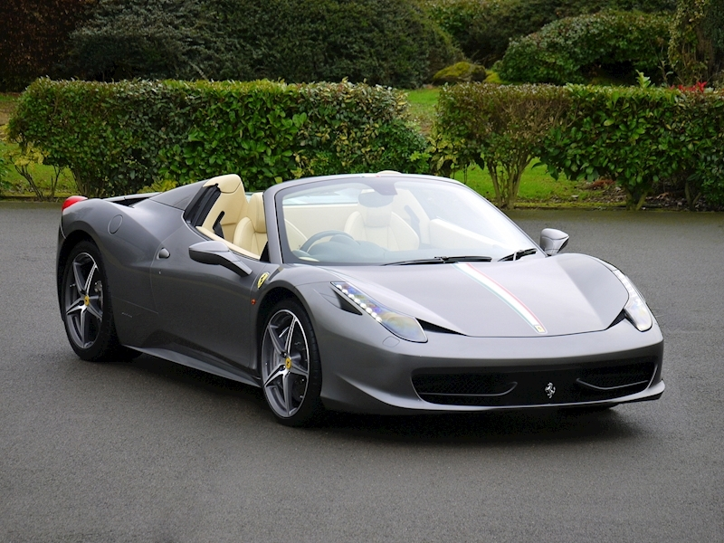 Ferrari 458 Spider - Large 0