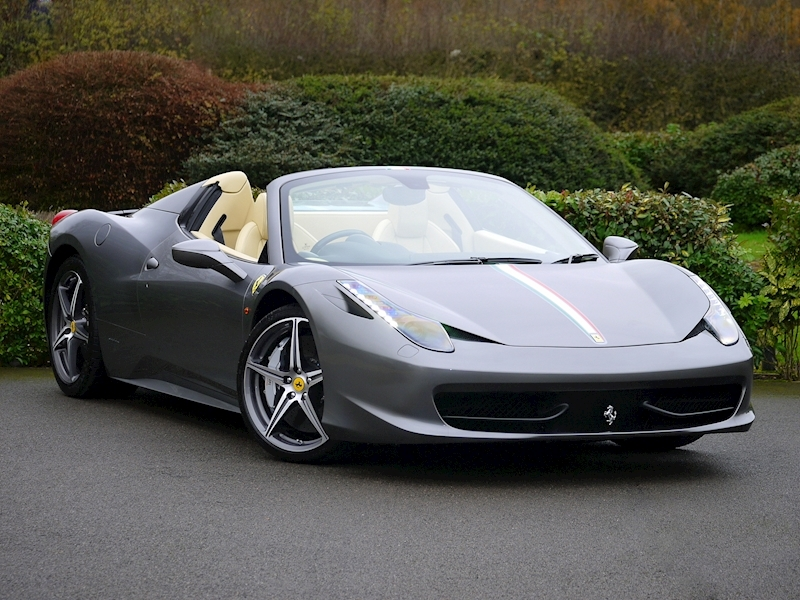 Ferrari 458 Spider - Large 38