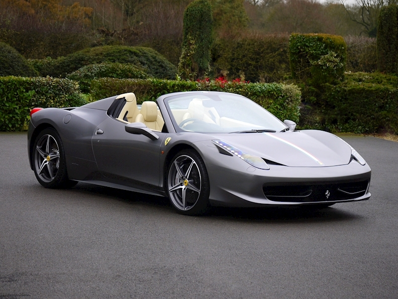 Ferrari 458 Spider - Large 44