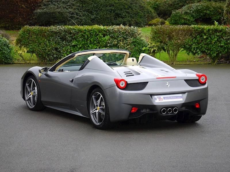 Ferrari 458 Spider - Large 45