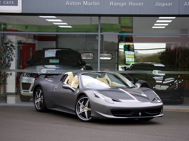 Ferrari 458 Spider - Large 46