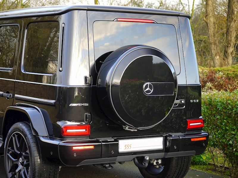 Mercedes-Benz G63 AMG 4.0 V8 Bi-Turbo - Large 3