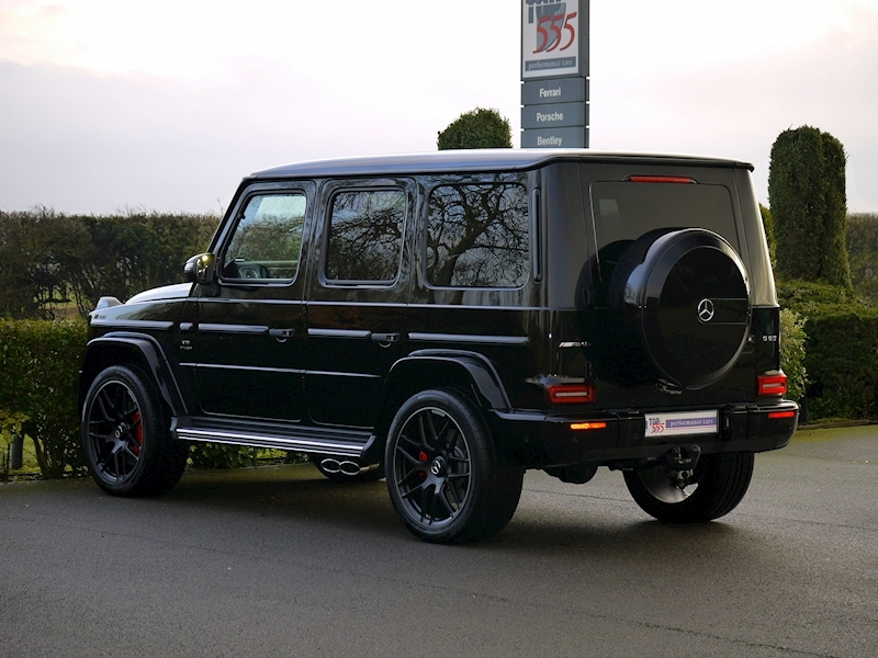 Mercedes-Benz G63 AMG 4.0 V8 Bi-Turbo - Large 13