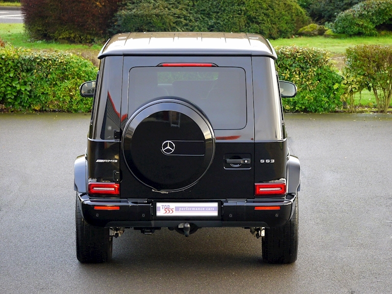 Mercedes-Benz G63 AMG 4.0 V8 Bi-Turbo - Large 19