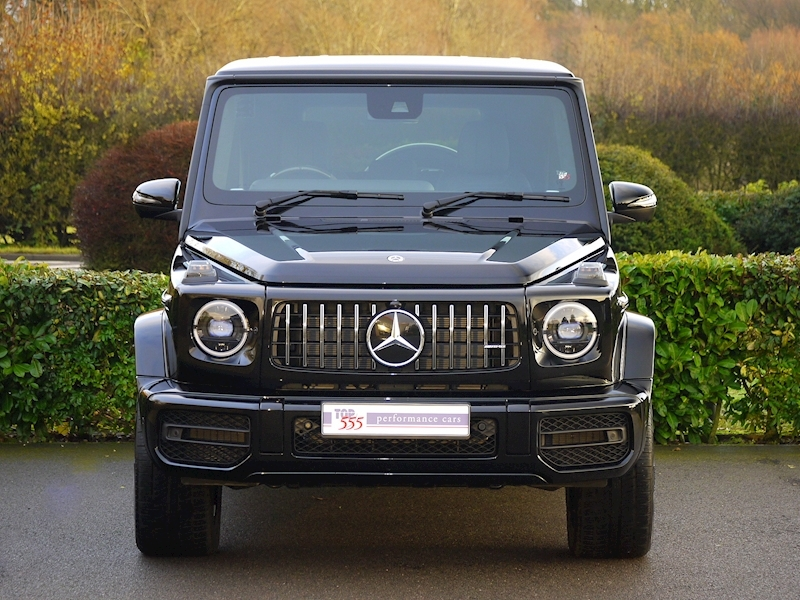 Mercedes-Benz G63 AMG 4.0 V8 Bi-Turbo - Large 25