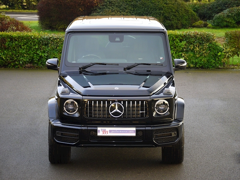 Mercedes-Benz G63 AMG 4.0 V8 Bi-Turbo - Large 28