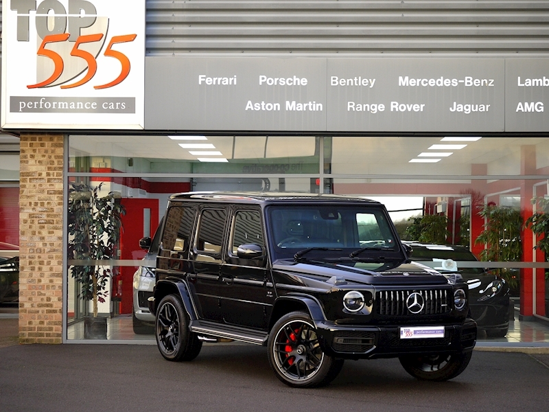 Mercedes-Benz G63 AMG 4.0 V8 Bi-Turbo - Large 43