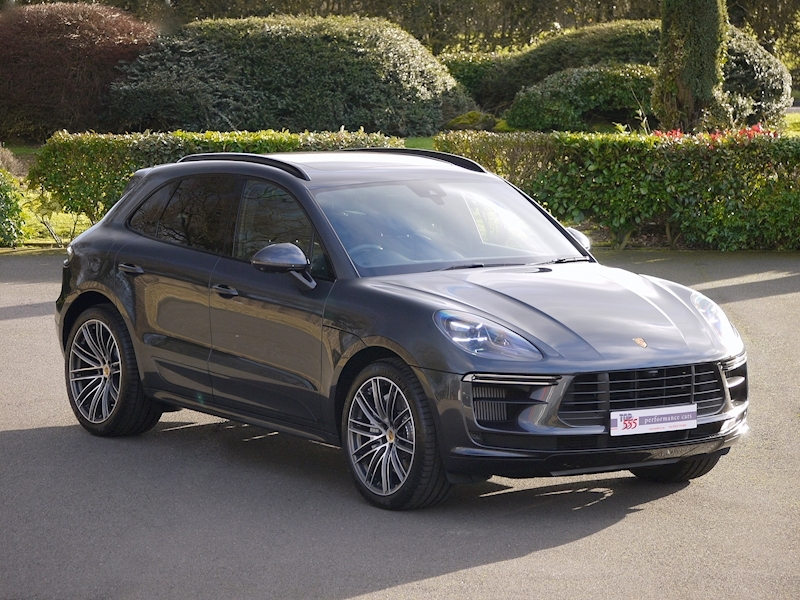 Porsche Macan Turbo PDK - New Model - Large 0