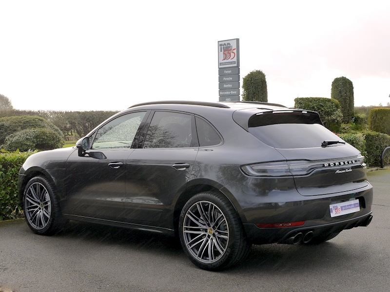 Porsche Macan Turbo PDK - New Model - Large 11