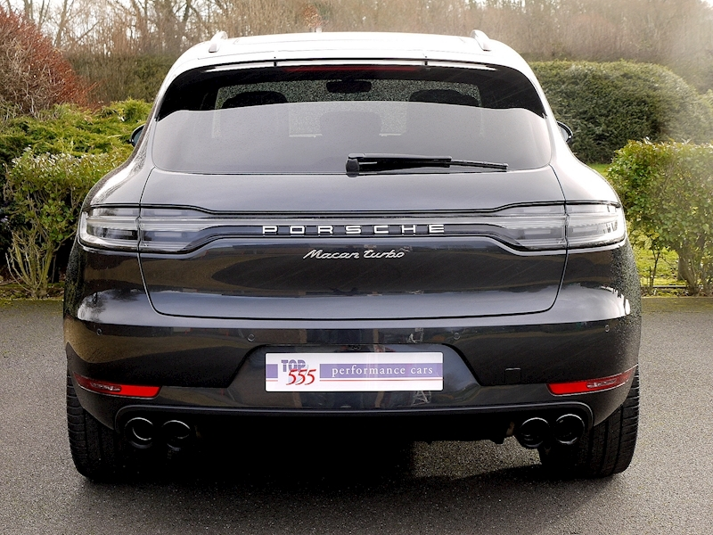 Porsche Macan Turbo PDK - New Model - Large 12
