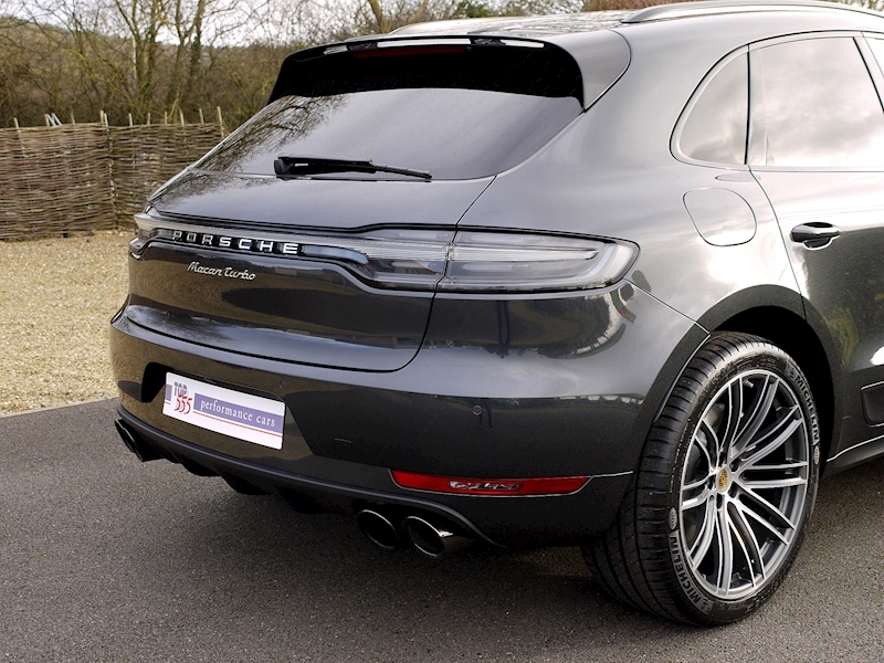 Porsche Macan Turbo PDK - New Model - Large 13