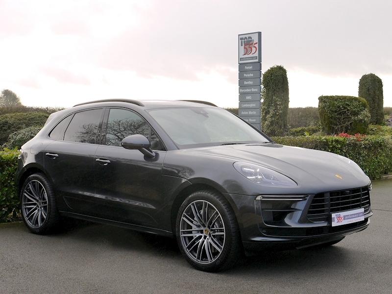 Porsche Macan Turbo PDK - New Model - Large 15