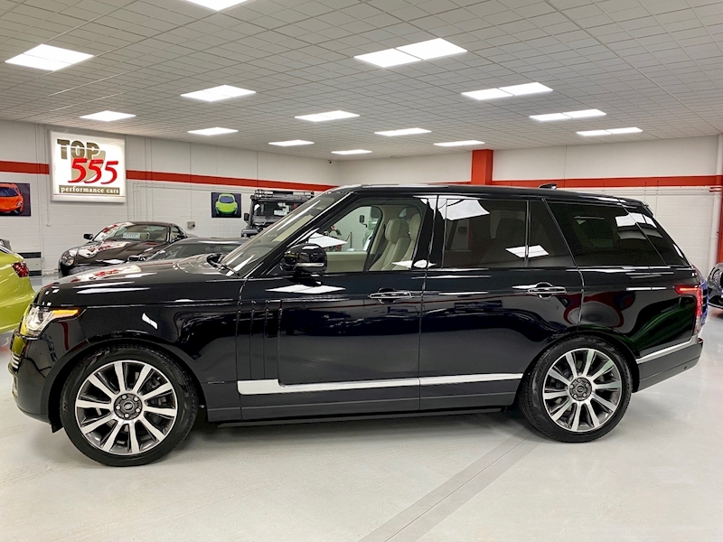 Land Rover Range Rover 4.4 SDV8 Autobiography - Large 2